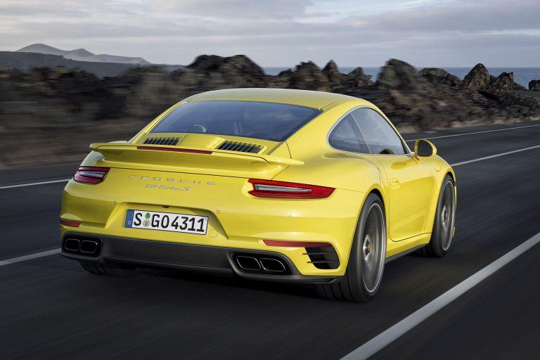 2016 Porsche 911 ( 991 type II ) Turbo S 524128