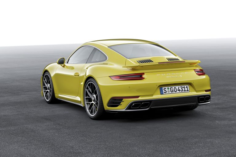 2016 Porsche 911 ( 991 type II ) Turbo S 524130
