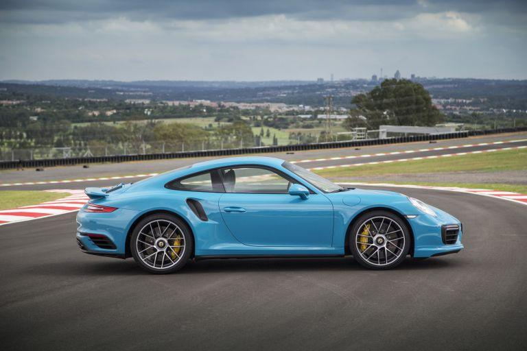 2016 Porsche 911 ( 991 type II ) Turbo S 524145