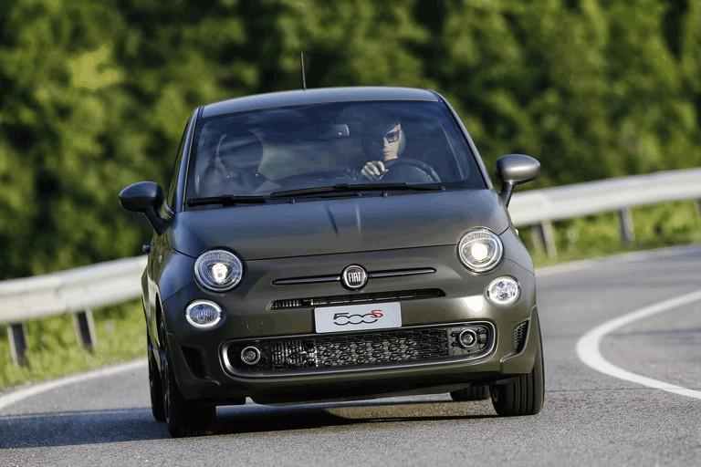 2016 Fiat 500S 455095