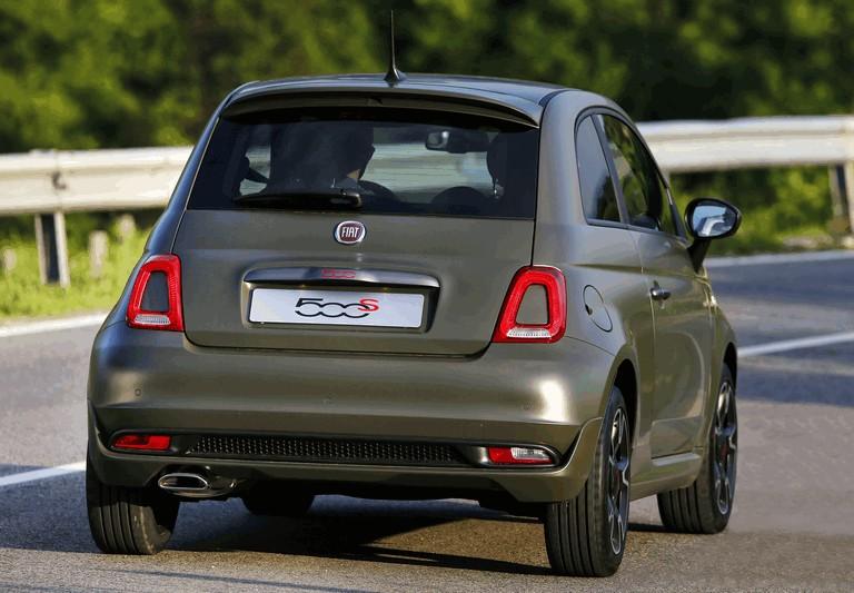 2016 Fiat 500S 455098