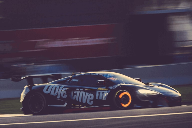 2016 McLaren 650S GT3 on Bathurst 12 Hour 472608