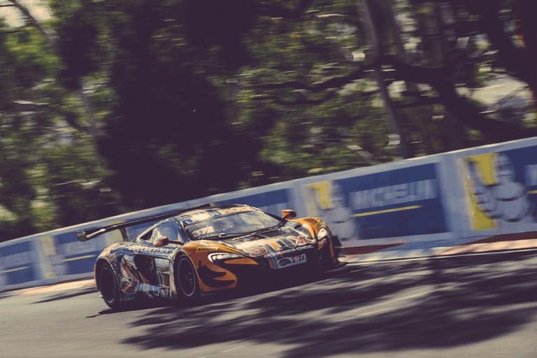 2016 McLaren 650S GT3 on Bathurst 12 Hour 472609