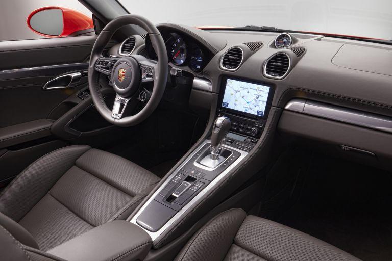 2016 Porsche 718 Boxster 529800