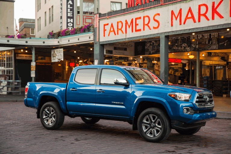 2016 Toyota Tacoma Limited 442765