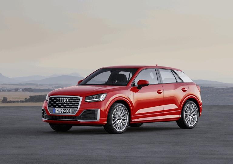2016 Audi Q2 TFSI 442873