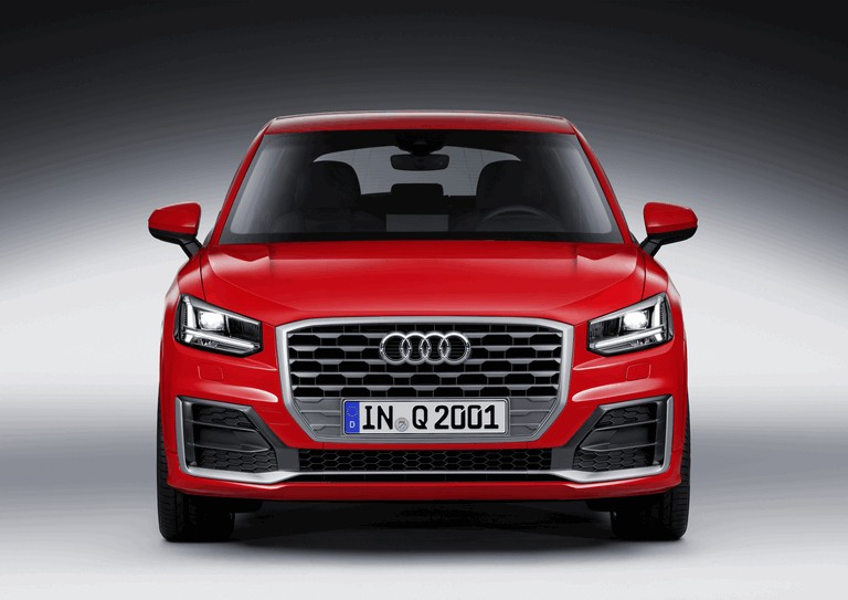 2016 Audi Q2 TFSI 442875