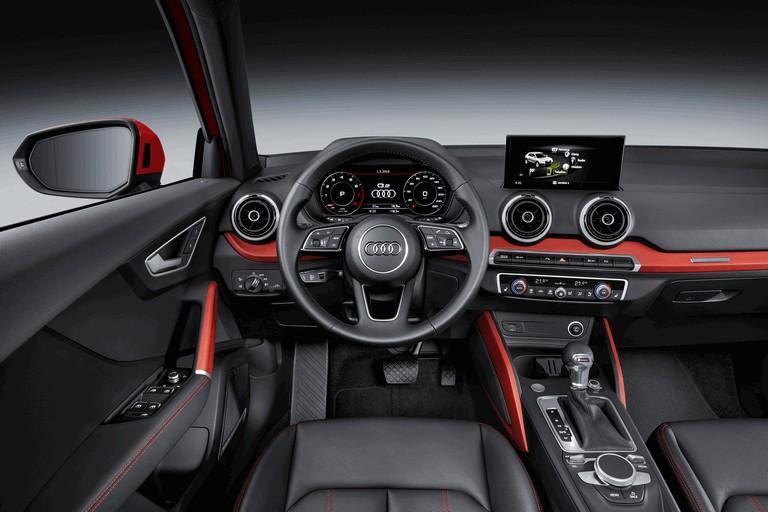 2016 Audi Q2 TFSI 442878