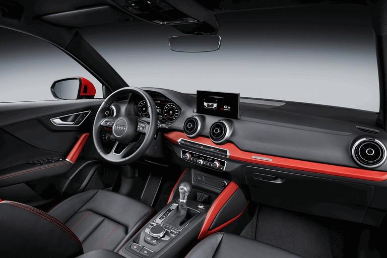 2016 Audi Q2 TFSI 442879