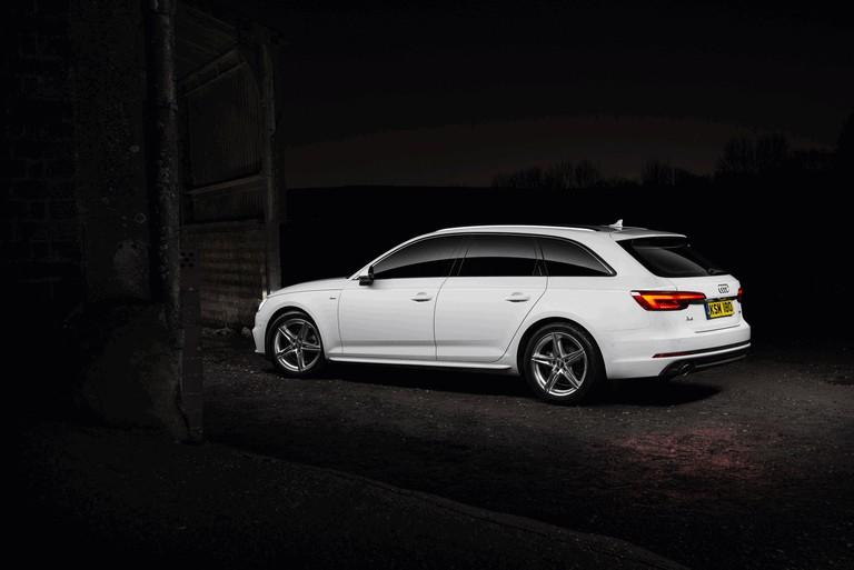 2016 Audi A4 Avant - UK version 442893