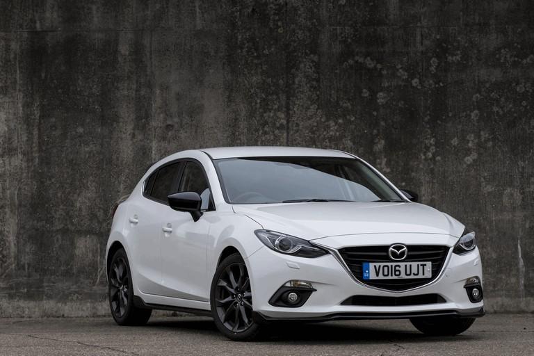 2016 Mazda 3 Sport Black special edition - UK version 443501