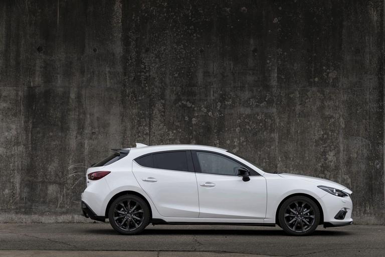 2016 Mazda 3 Sport Black special edition - UK version 443502