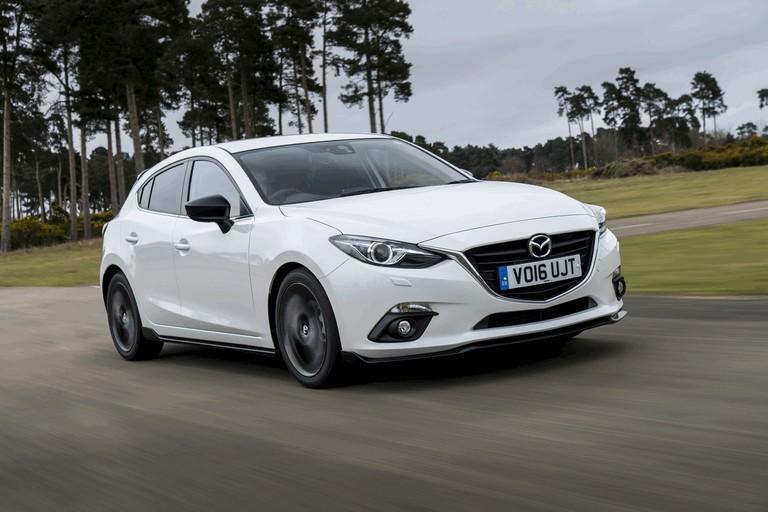 2016 Mazda 3 Sport Black special edition - UK version 443504