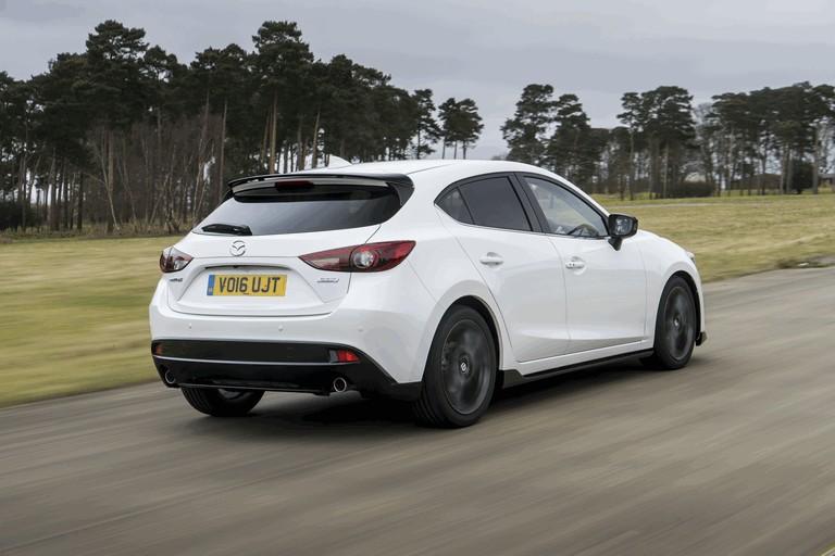 2016 Mazda 3 Sport Black special edition - UK version 443506
