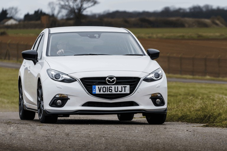 2016 Mazda 3 Sport Black special edition - UK version 443507