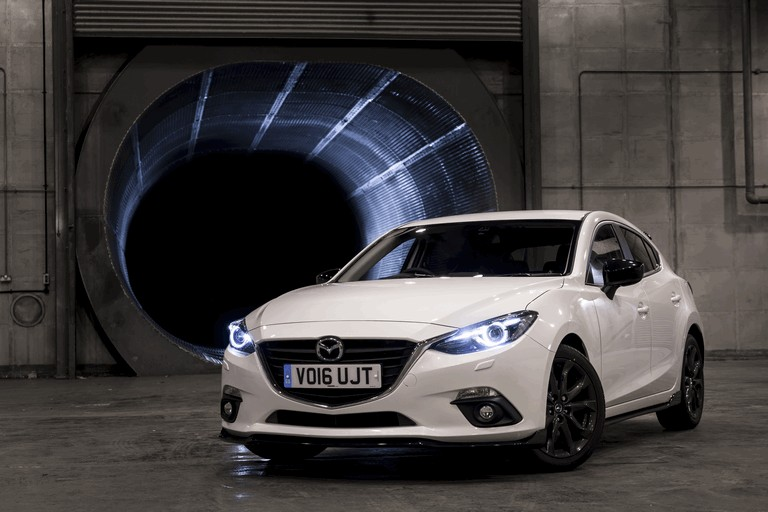 2016 Mazda 3 Sport Black special edition - UK version 443509