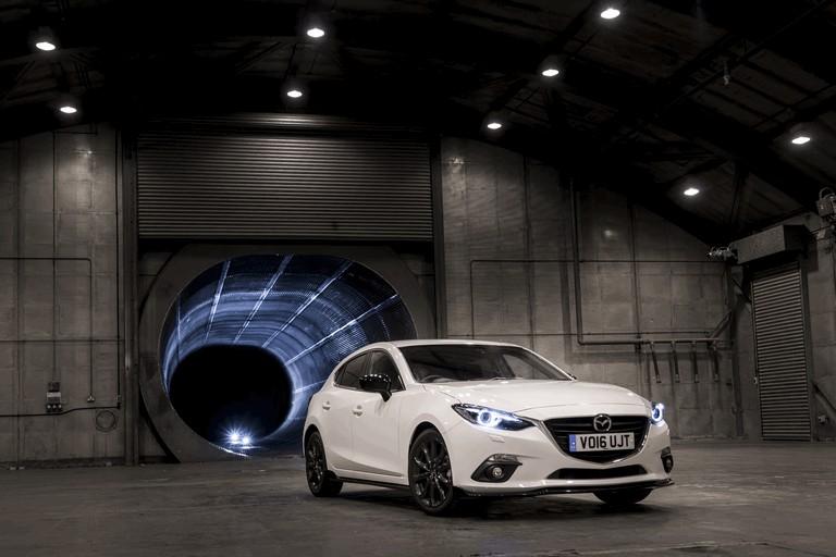 2016 Mazda 3 Sport Black special edition - UK version 443511