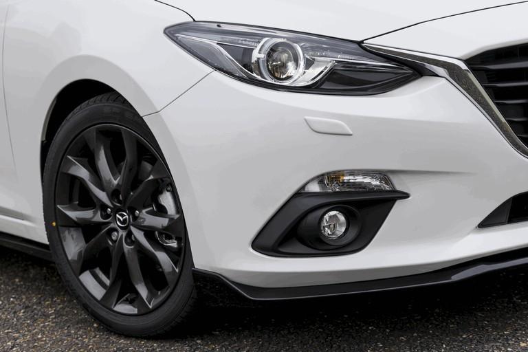 2016 Mazda 3 Sport Black special edition - UK version 443513