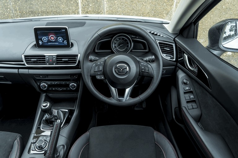 2016 Mazda 3 Sport Black special edition - UK version 443518