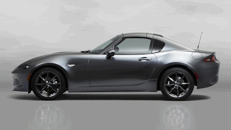 2016 Mazda MX-5 retractable fastback 443526
