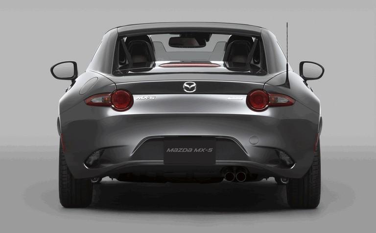 2016 Mazda MX-5 retractable fastback 443527
