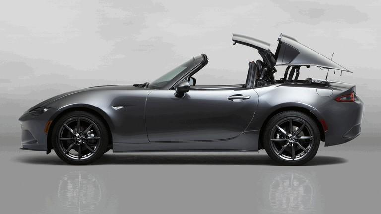 2016 Mazda MX-5 retractable fastback 443528