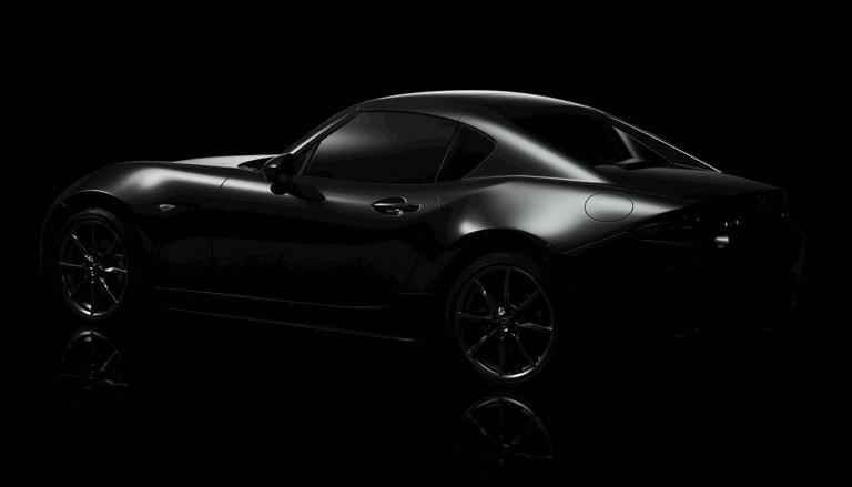2016 Mazda MX-5 retractable fastback 443530