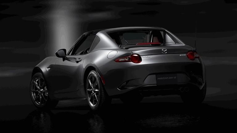 2016 Mazda MX-5 retractable fastback 443533