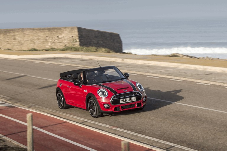 2016 Mini Cooper S convertible - UK version 443753