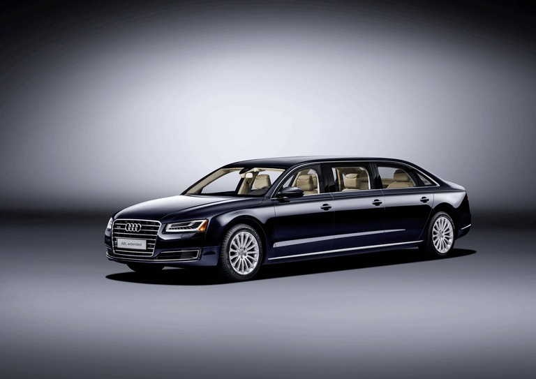 2016 Audi A8 L extended 444613