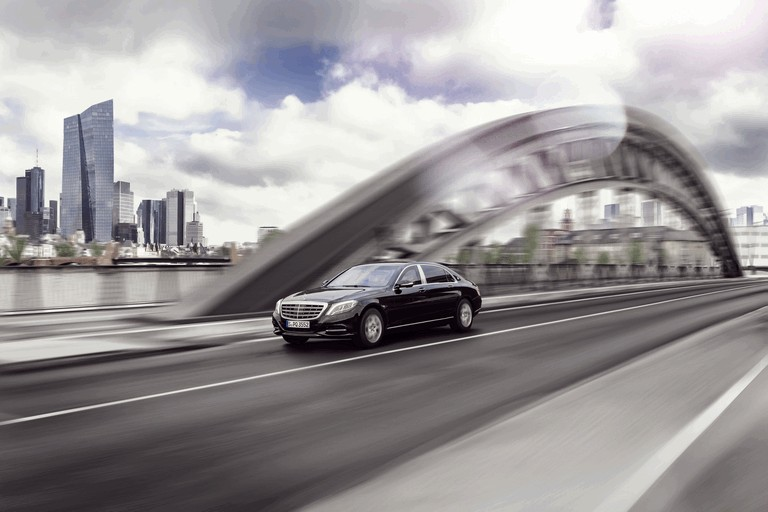 2016 Mercedes-Maybach S 600 Guard 444887