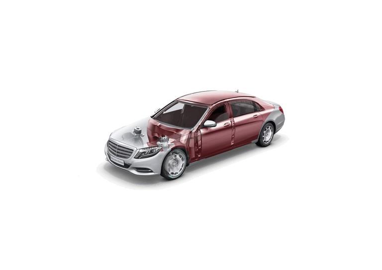 2016 Mercedes-Maybach S 600 Guard 444893
