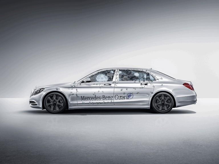 2016 Mercedes-Maybach S 600 Guard 444895