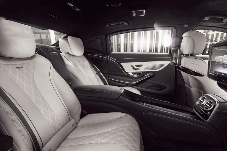 2016 Mercedes-Maybach S 600 Guard 444896