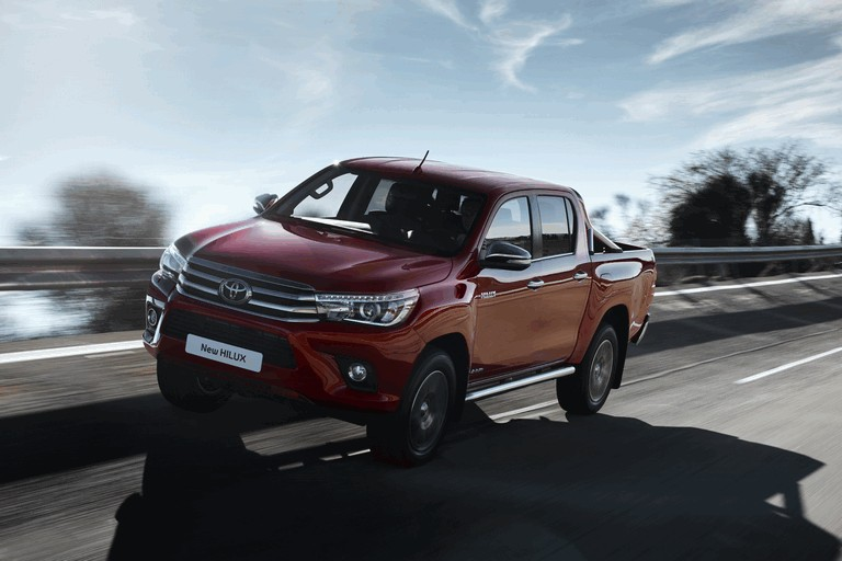 2016 Toyota Hilux Usa Version 1