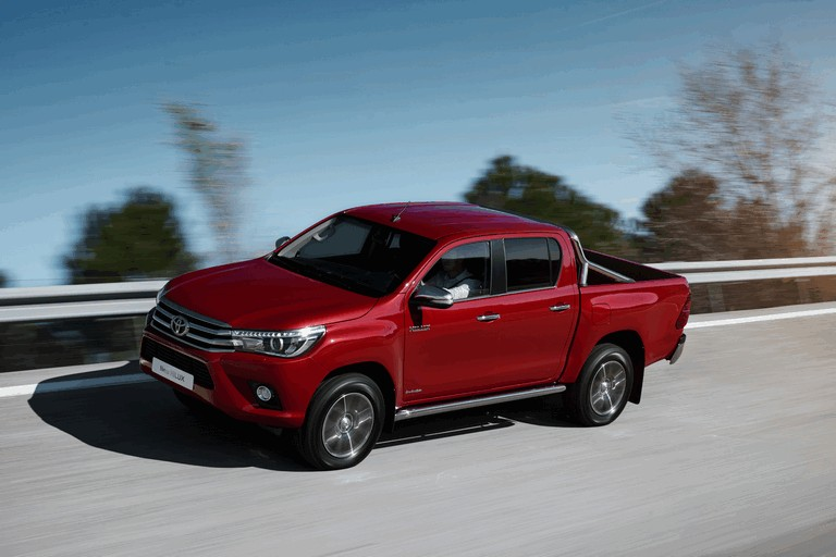 2016 Toyota Hilux - USA version 445261