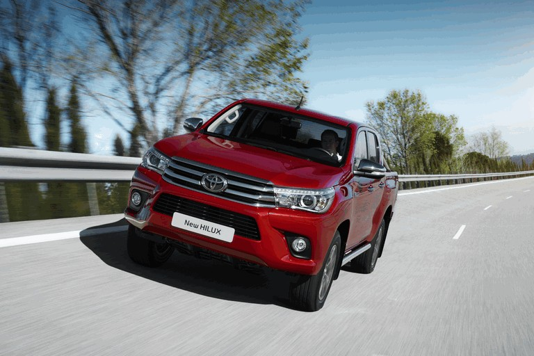 2016 Toyota Hilux - USA version 445262