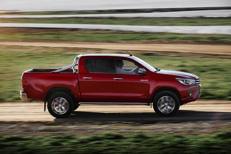 2016 Toyota Hilux - USA version 445266