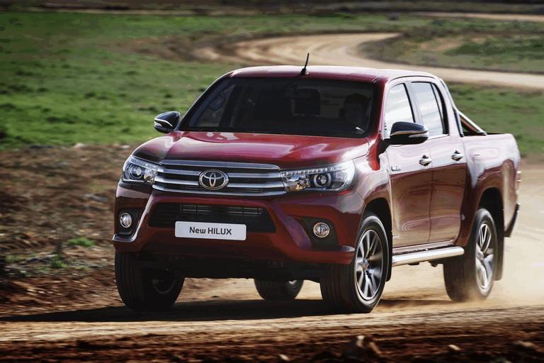 2016 Toyota Hilux - USA version 445271