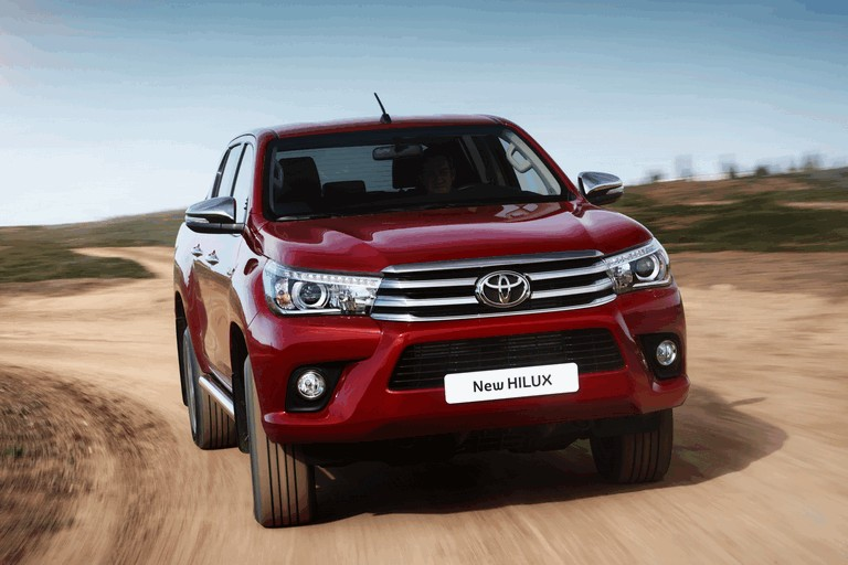2016 Toyota Hilux - USA version 445277