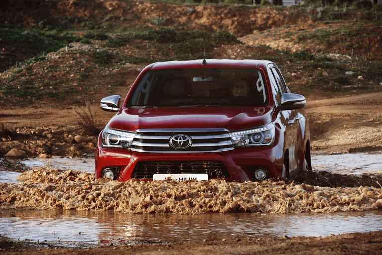 2016 Toyota Hilux - USA version 445292