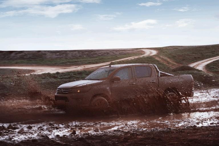 2016 Toyota Hilux - USA version 445300