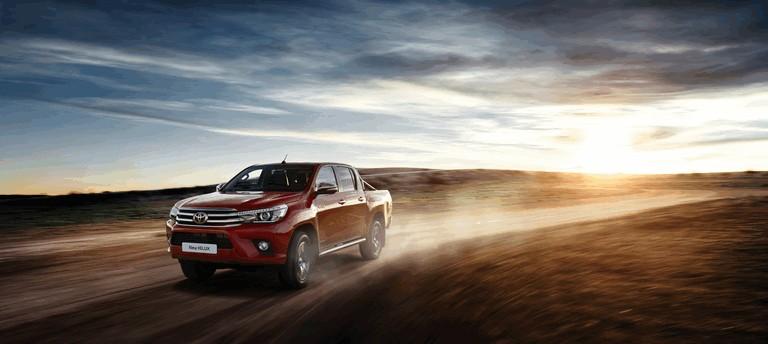 2016 Toyota Hilux - USA version 445305