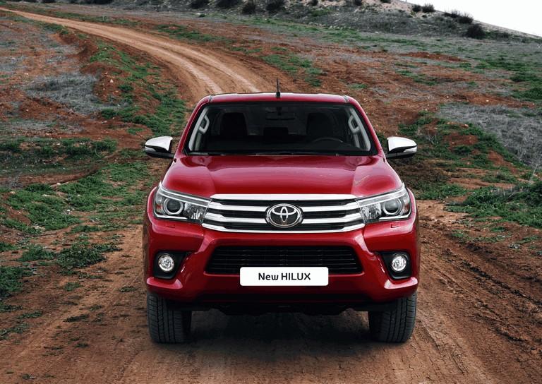 2016 Toyota Hilux - USA version 445311
