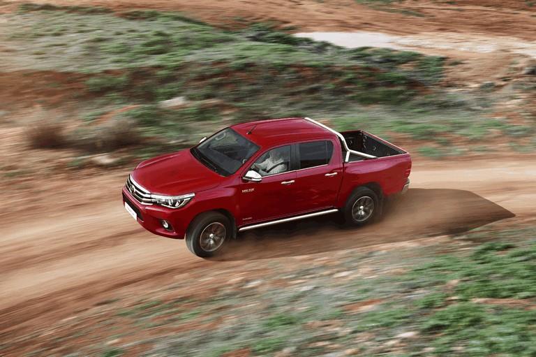 2016 Toyota Hilux - USA version 445329