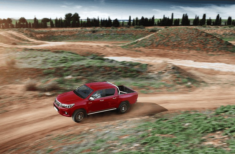 2016 Toyota Hilux - USA version 445330