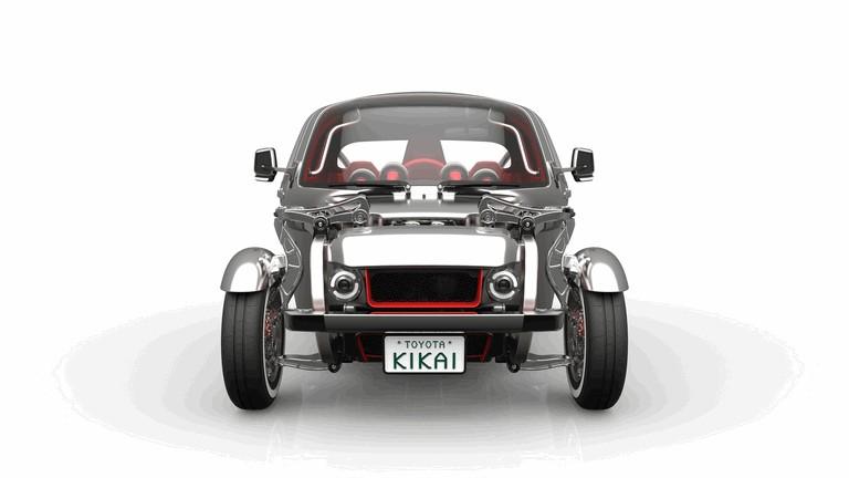 2016 Toyota KIKAI Concept 445352