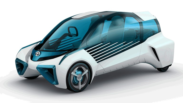 2016 Toyota FCV Plus Concept 445355