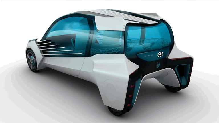 2016 Toyota FCV Plus Concept 445356