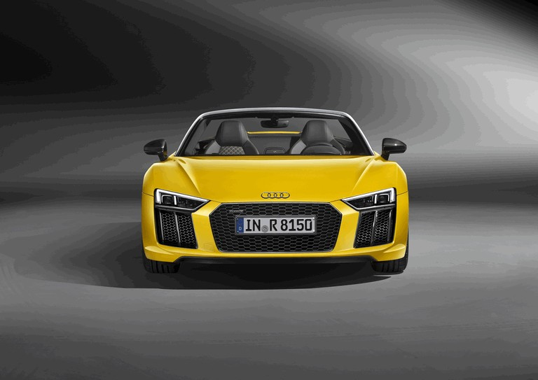2016 Audi R8 V10 spyder 445713